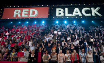 Jedward appear on Ant and Dec's new show Red Or Black