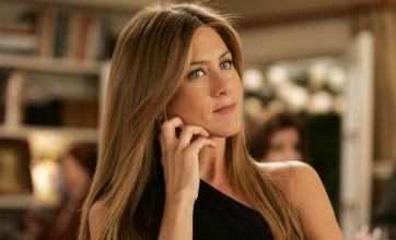 Jennifer Aniston pulls an Angelina Jolie as love rival exits