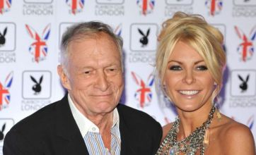 Hugh Hefner's fiancée Crystal Harris leaves him days before wedding