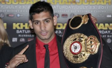 Amir Khan could get to welterweight with victory over Zab Judah