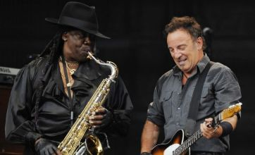 Clarence Clemons' best saxophone solos, from Jungleland to Born To Run
