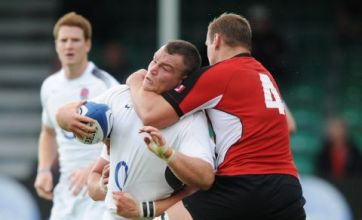 Matt Stevens named in England Rugby World Cup 2011 training squad