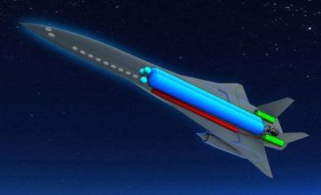 Hypersonic jets could travel from London to Tokyo in two hours by 2051