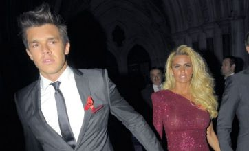 Katie Price: Leandro Penna is a legend, he can finally speak English