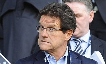 Inter Milan 'request talks with Fabio Capello' over vacant manager's role