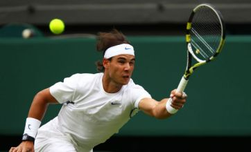 Rafael Nadal enjoys leading the way as Wimbledon champion