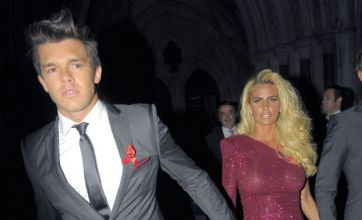 Katie Price: I'm short and dumpy compared to gorgeous Leandro