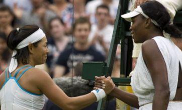 Venus Williams beats Kimiko Date-Krumm after three sets