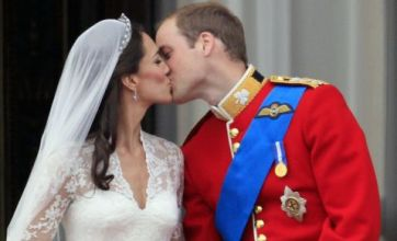 Prince William and Kate Middleton give £1m to charities