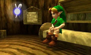 Games Inbox: The Hatred of Zelda, Green Lantern scribbles, and GTA pigeons