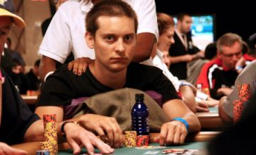 Spider-Man actor Tobey Maguire sued over poker prize money