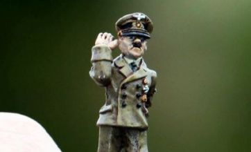 Collector banned from selling Hitler figurine on eBay