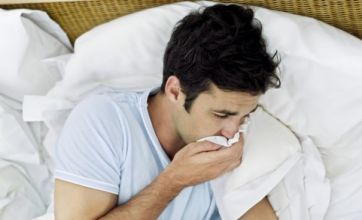 Man flu really does exist, study finds