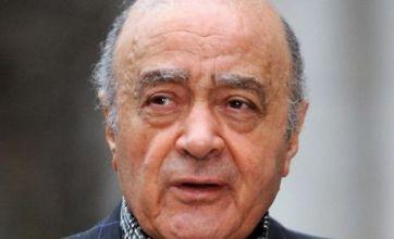 Mohammed Al Fayed burns Harrods royal warrants in 'cruel' new film