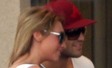 Lauren Goodger and Mark Wright put rumours to bed with romantic holiday