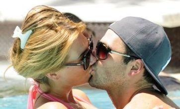 Lauren Goodger and Mark Wright put 'wedding on hold' despite Vegas trip