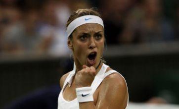 Sabine Lisicki stuns as she reaches Wimbledon 2011 semi-finals