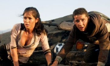 Shia LaBeouf reveals on-set fling with Megan Fox on Transformers