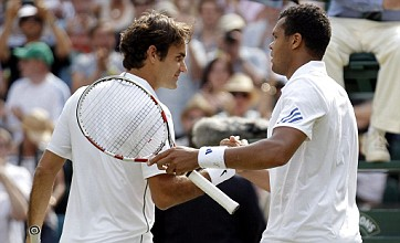 Roger Federer out of Wimbledon after shock Jo-Wilfried Tsonga defeat