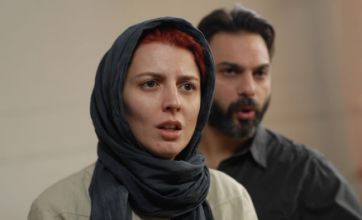 A Separation is an involving and heart-wrenching watch