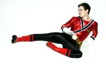 London 2012 martial arts hopeful transformed into Power Ranger