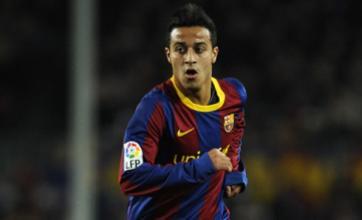 Arsenal 'want Thiago Alcantara' as part of Cesc Fabregas transfer