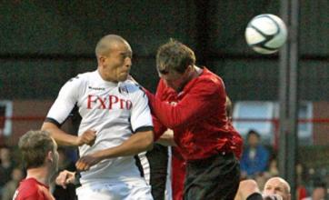 Peter Crouch to be 'offered to Fulham' as Spurs move for Bobby Zamora