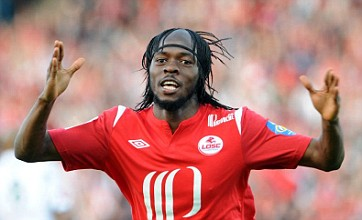 Gervinho gives Arsenal lift as Gunners wait on Nasri, Clichy and Fabregas