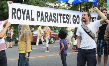Duke and Duchess of Cambridge called 'parasites' in Montreal
