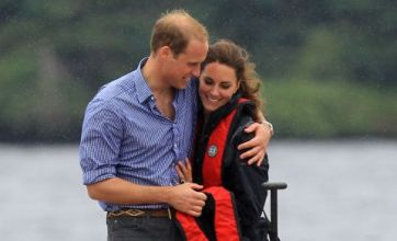 Prince William beats Kate Middleton in dragon boat race