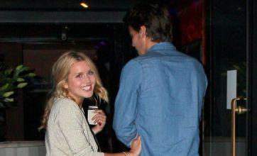 Made In Chelsea's Caggie Dunlop reveals secret boyfriend