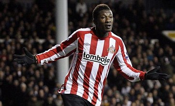 Asamoah Gyan's agent re-opens the door to potential Tottenham transfer