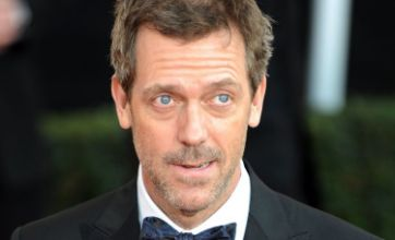 Hugh Laurie joins Cheryl Cole and Beyoncé as face of L'Oréal