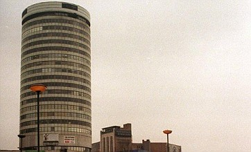 Birmingham voted 'least romantic and most boring city in Europe'