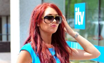 Amy Childs beats Mark Wright to Reality TV Personality of the Year