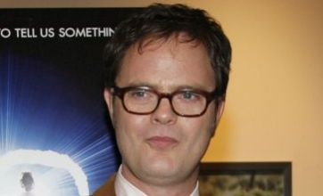 The Office's Rainn Wilson: Ricky Gervais is a douche