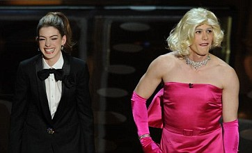 James Franco: I knew dressing up in drag at the Oscars wouldn't be funny