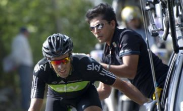 Dave Brailsford considering legal action over Tour de France crash