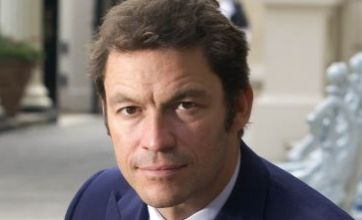 Wire star Dominic West: Prince Charles is my hero