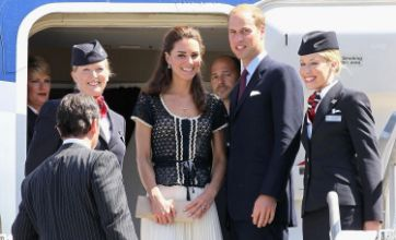 Kate Middleton and Prince William to lead 'quiet life' for rest of year