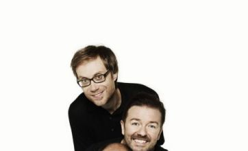 Ricky Gervais and Stephen Merchant make dwarves fight on new TV show