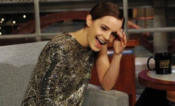 Emma Watson gets TV grilling over drugs and Daniel Radcliffe's drinking