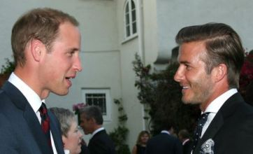 Harper Seven Beckham 'to get Royal seal of approval from William and Kate'