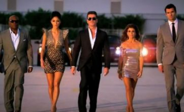 Simon Cowell shows he's as nasty as ever in new US X Factor trailer