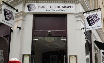 Planet Of The Grapes is a City wine cellar worth a punt