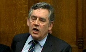 Angry Gordon Brown blasts 'sewer rats' at News of the World