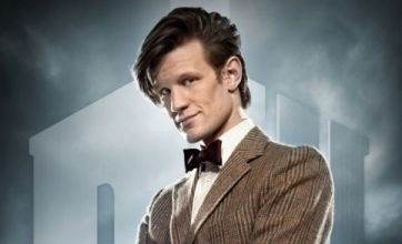 Matt Smith says Doctor Who prefers playing chess to having sex