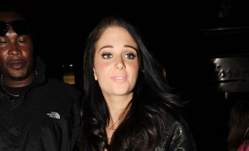 X Factor's Dermot O'Leary comes to Tulisa's rescue as 'chavs' mob her