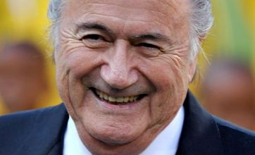 Sepp Blatter beats Simon Cowell and Ashley Cole to 'worst villain' title