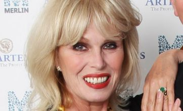 Joanna Lumley bags role in future series of Downton Abbey